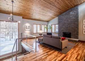 Проект частного дома с лаконичным и современным дизайном