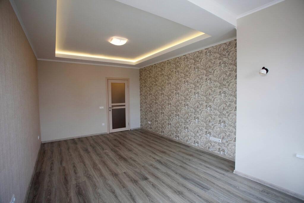 Цены на ремонт квартир под ключ в Калуге Средняя